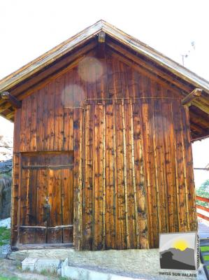LE BIOLEY / Salvan  Grange 105 m2
