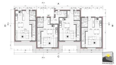 SAILLON Maison neuve 4.5 Pces de 130 m²