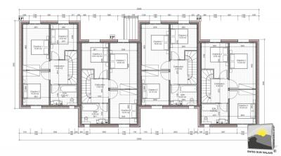 SAILLON Maison neuve 4.5 Pces de 128 m²
