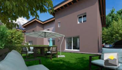 MARTIGNY Maison de ville neuve 4.5 Pces de 120 m²