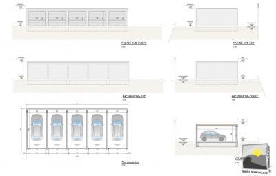 MARTIGNY Maison de ville neuve 4.5 Pces de 116 m²