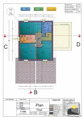 APROZ magnifique villa ind. 6.5 pces de 240 m² sur terrain de 600m²