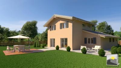 APROZ magnifique villa  ind. 5.5 pces de 185 m² sur terrain de 480 m²