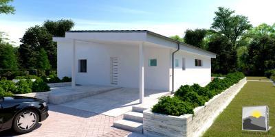 VALAIS magnifique villa PLAIN-PIED 4.5 pces de 141 m²
