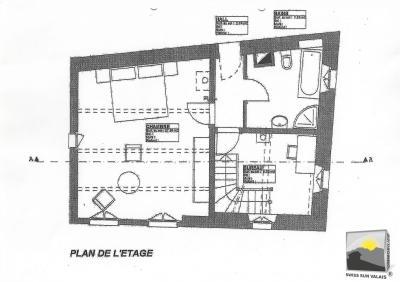 CHANDOLIN/ Savièse Maison villageoise ind. 4.5 pces de 159m²