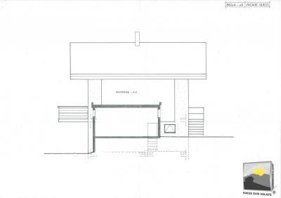 RÉCHY/ Chalais,  jolie maison ind. 4.5 pces de 156m²