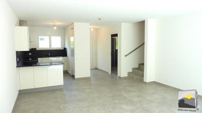 SAILLON Maison de ville NEUVE 4.5 Pces de 133 m²