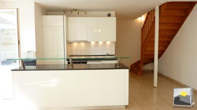 France/ LA FERTE-GAUCHER Jolie maison de ville T3 sur cours de 62 m²