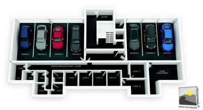 ARDON studio de rendement ( 7.30%  ) NEUF de 40 m²