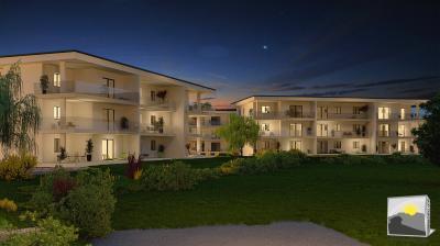 ARDON Magnifique ATTIQUE neuf 3.5 pces de 100 m²