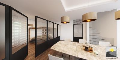 MARTIGNY/Je suis VISION, Bâtiment complet avec Penthouse, commerce, parking 6.5 pces 288 m² à vendre